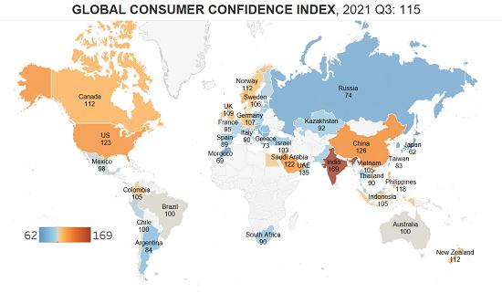 Mercados mundiales de comercio binario